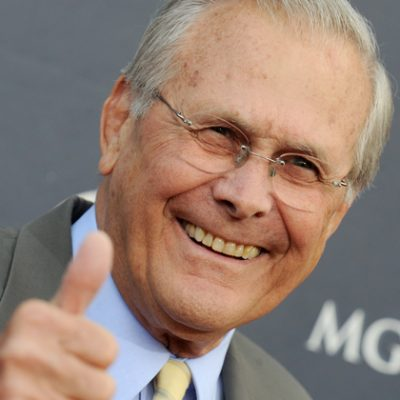 Secondary school review, 2018: Looking back – with a little help from Donald Rumsfeld