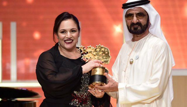 New Year's Honours 2019: Global Teacher Prize winner Andria Zafirakou to receive the MBE