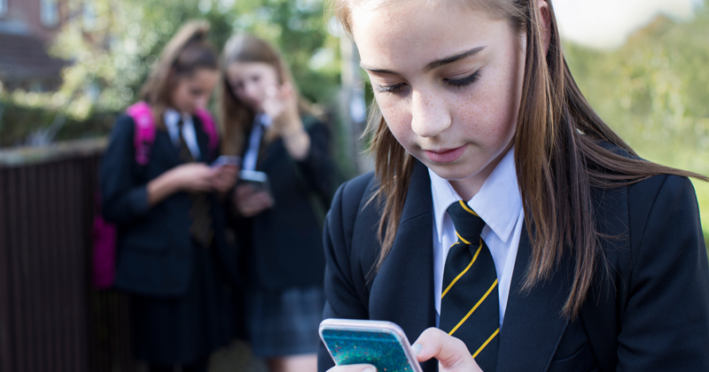 Safeguarding software 'normalises authoritarian approaches' in schools - academics
