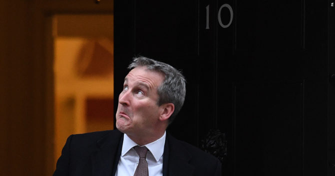 Social mobility will remain a priority for the next prime minister, insists Hinds