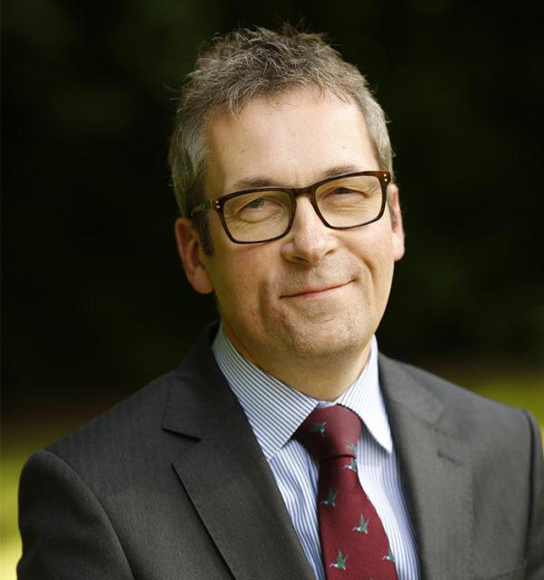 Ian Bauckham, CEO, Tenax Schools Trust