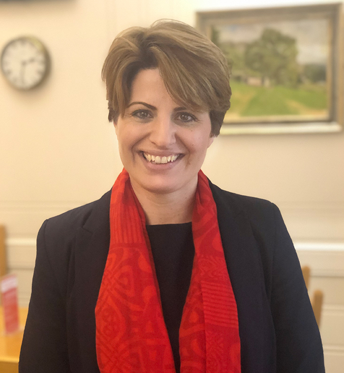Emma Hardy, MP for Hull West and Hessle