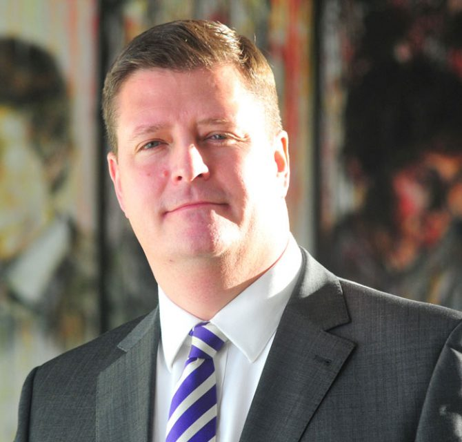 Martyn Oliver, chief executive of the Outwood Grange Academies Trust
