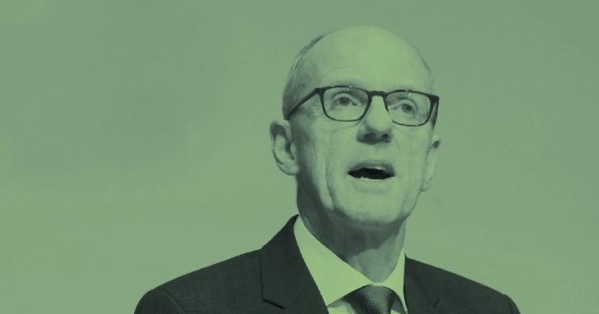 "Nick Gibb: ""The crisis of capitalism"""