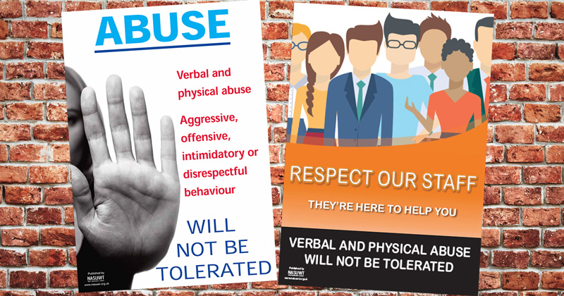 'Respect our staff' - union posters seek to stop pupils and parents abusing teachers