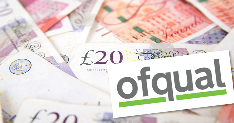 Ofqual's new price guide will show 'real cost' of the exam system