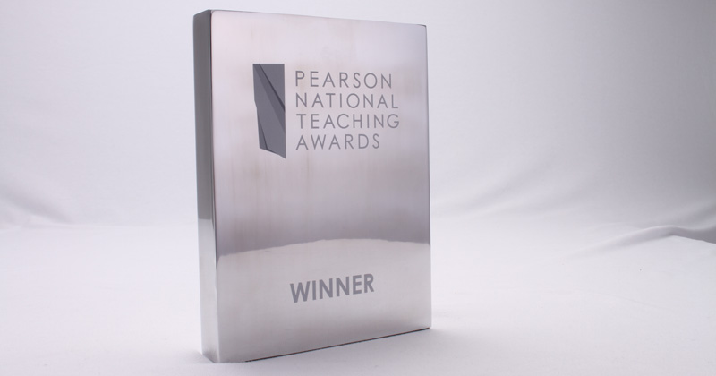 68 winners scoop silver Pearson Teaching Awards for 2019