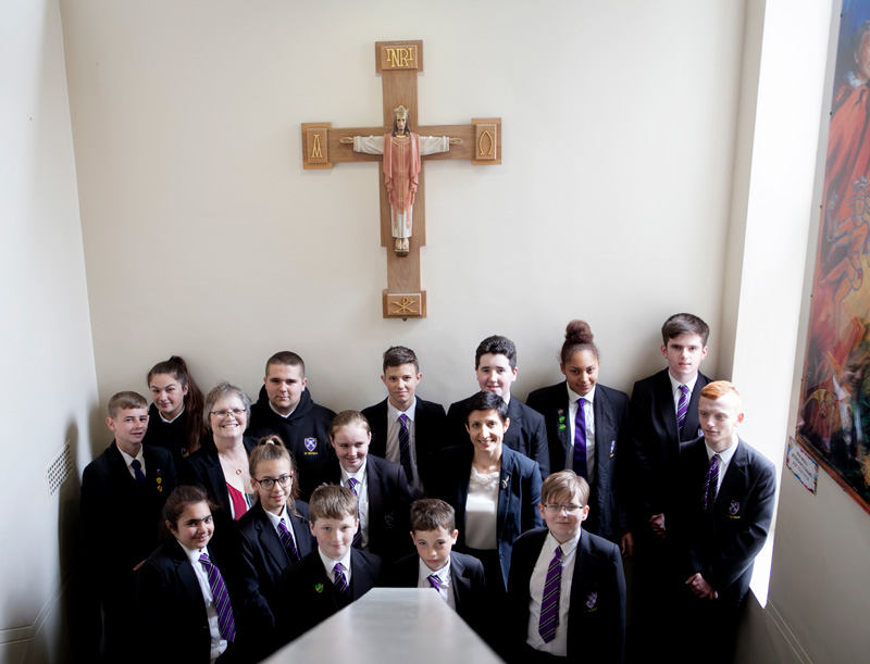 St Peter's Catholic Voluntary Academy, Middlesbrough