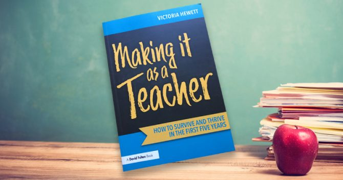 Making it as a Teacher