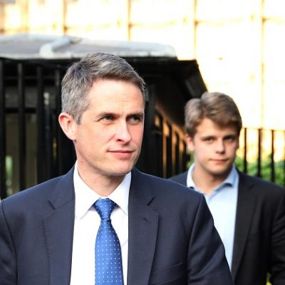 Gavin Williamson: 9 facts about the new education secretary