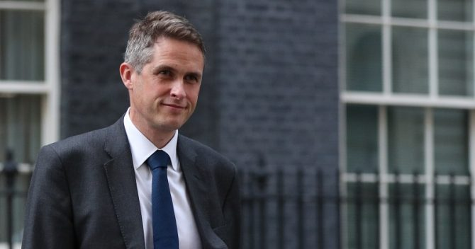 Six 'quick wins' for Gavin Williamson