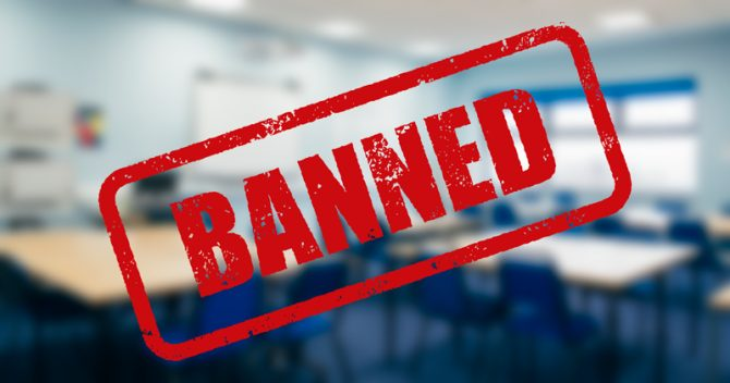 Number of teachers banned for life has halved