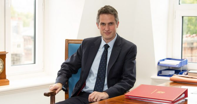 Williamson pledges a maths school in every region