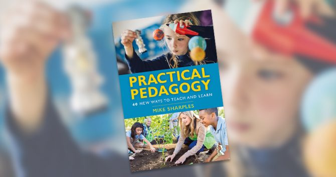 Book review: Practical Pedagogy. 40 new ways to teach and learn.