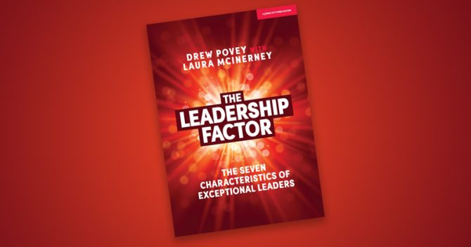 The Leadership Factor: Seven Characteristics of Exceptional Leaders
