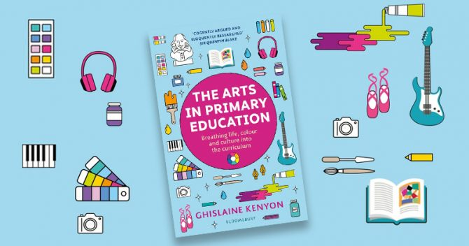 Book review: The Arts in Primary Education