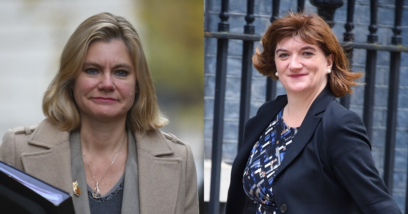 Two former education secretaries to leave Parliament with Morgan latest to stand down