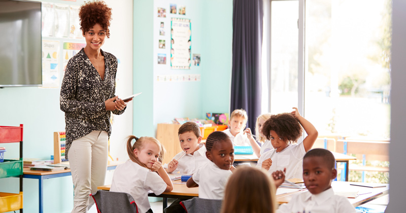 Taking primary teacher effectiveness to the next level