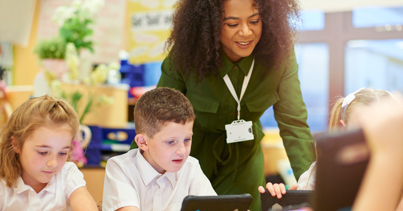 Drop in the number of trainee teachers needed next year