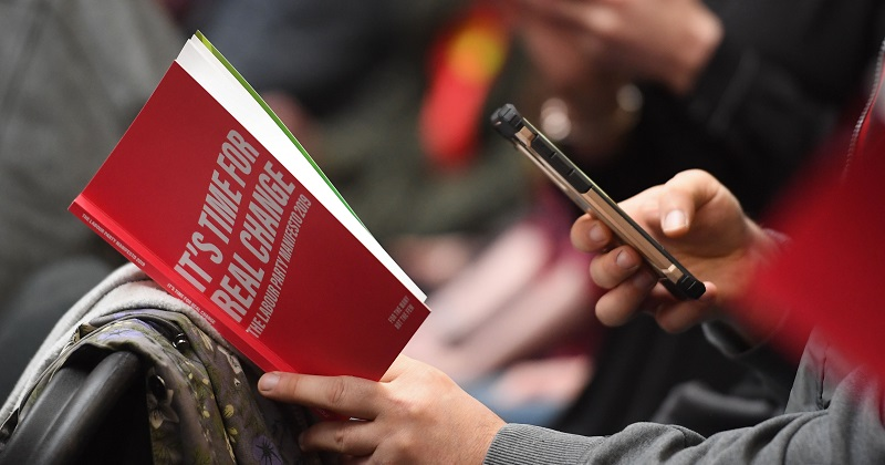 Labour manifesto 2019: the full list of schools policies