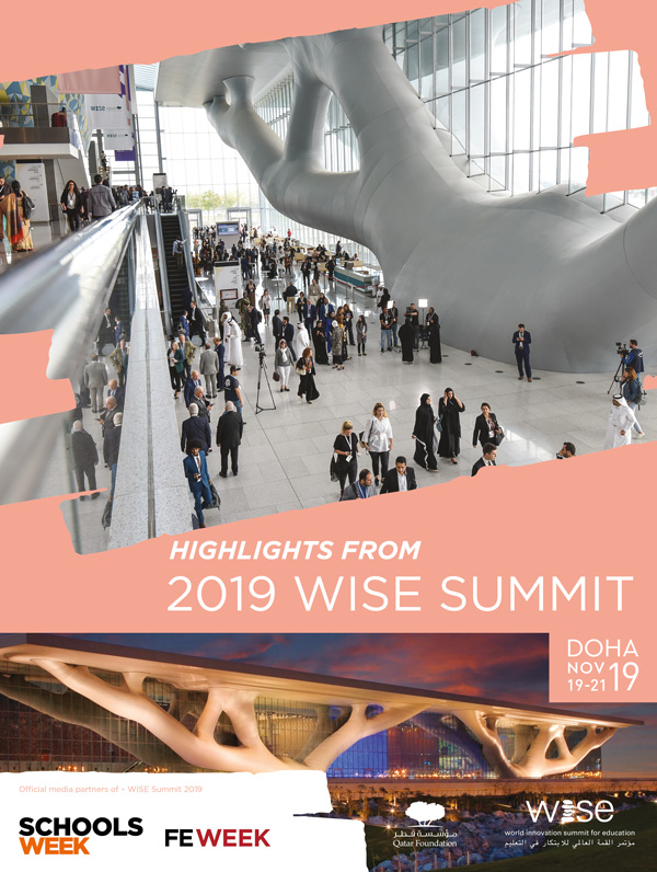 Highlights from 2019 WISE Summit