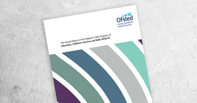 The Ofsted Annual Report Launch