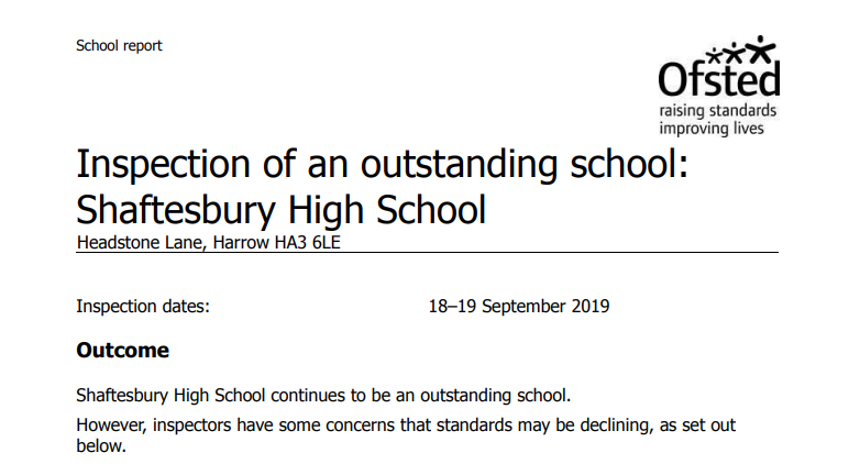 Ofsted running unofficial 'sub-grade system'