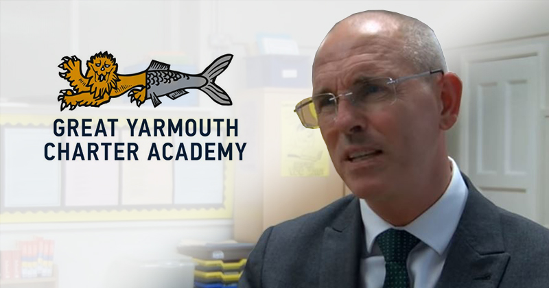 Controversial headteacher removed from school after 'restraining pupil'
