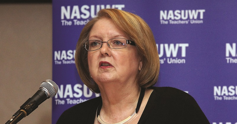 Four in 10 LGBT+ teachers experience homophobia, biphobia or transphobia, warns NASUWT