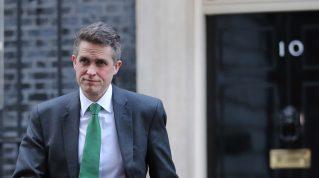 Gavin Williamson reshuffle