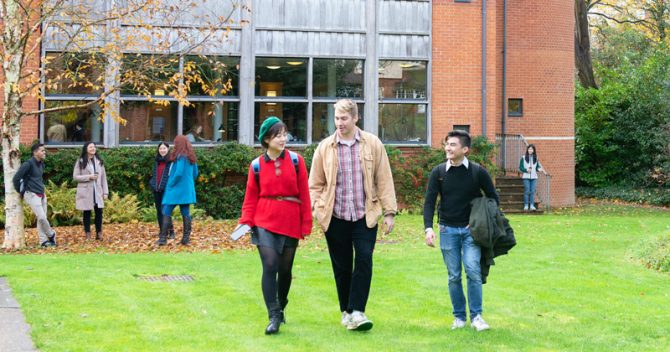 SPONSORED: Access, outreach and equal opportunity: Lucy Cavendish College on widening participation and why its admissions policy is changing