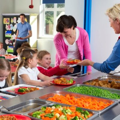 DfE eyes universal infant free school meals in cuts drive