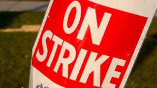 NEU strike teacher pay