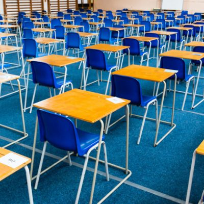 Exams 2020: 40% of A-level grades 'adjusted', minister reveals
