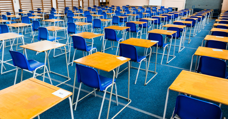 Another exam board offers payments instead of furlough