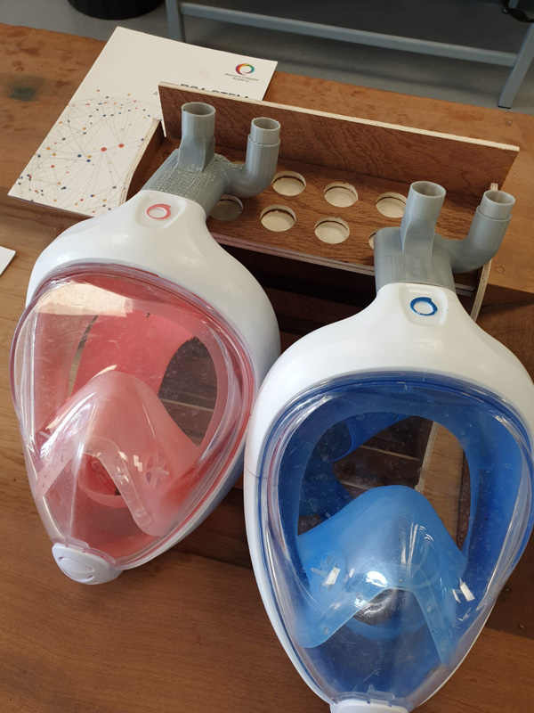 Coronavirus: Schools use labs to make equipment for medics