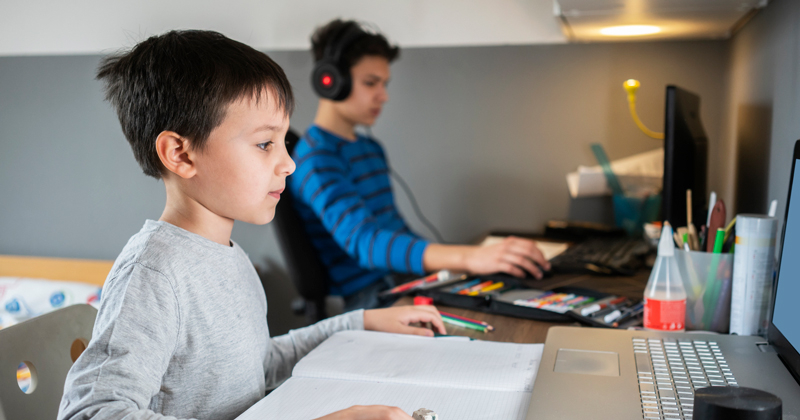 NTP reviews rule requiring pupils to receive online tutoring in school