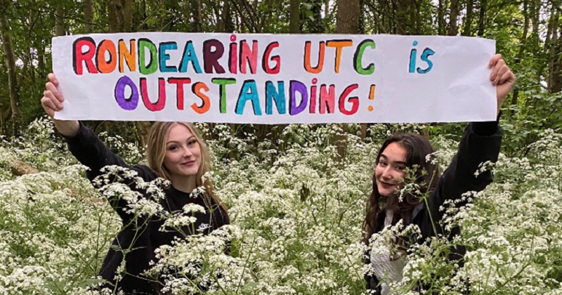 Ofsted praises 'outstanding' UTC with 100% progression rate