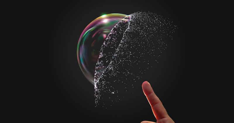 Government to 'examine possibility' of collecting data on bubbles and ventilation