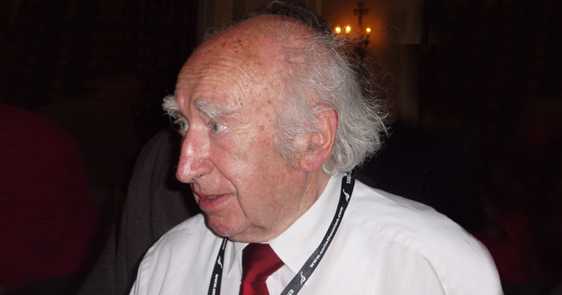 Tributes paid to 'distinguished' trade unionist Fred Jarvis