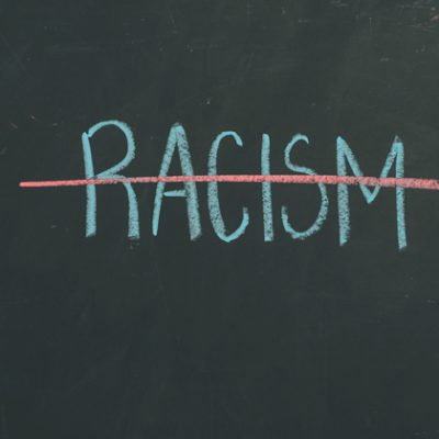 Racism exists. End of story. So do something about it