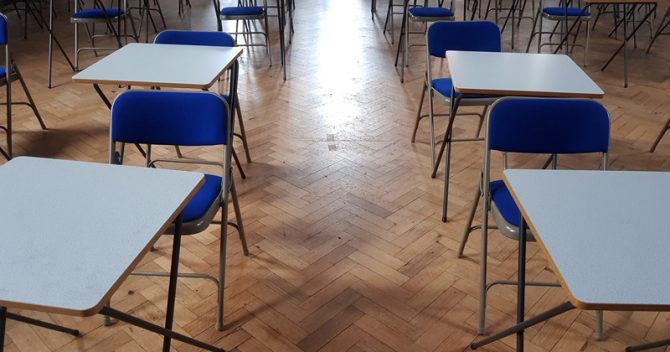 Grading system 'flies in the face' of promises pupils won't lose out