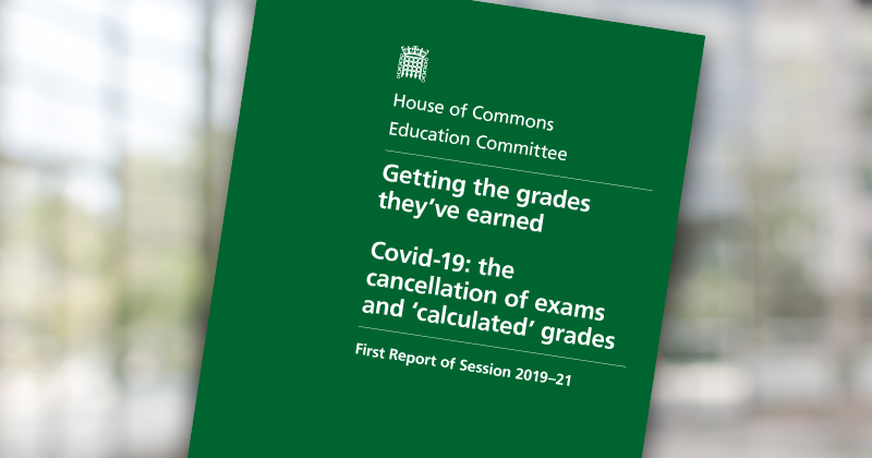 5 ways MPs believe this year's grading system can be made fairer for pupils
