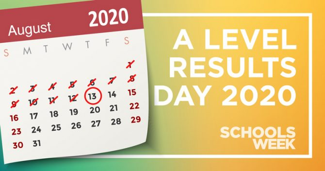 A level results 2020: Poorer pupils see greater drop in calculated grades