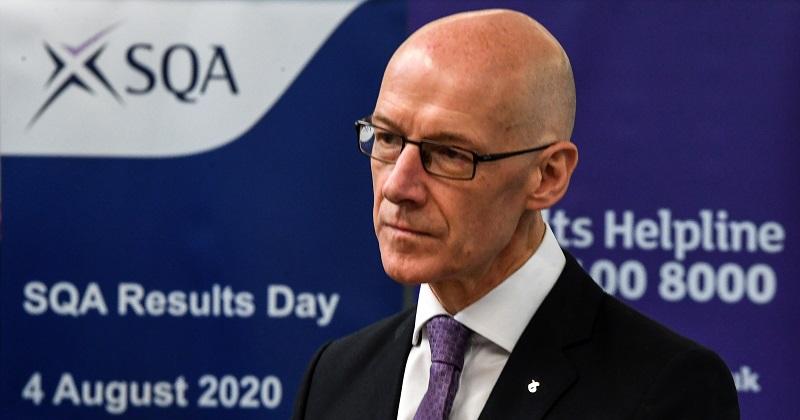 Scotland withdraws all downgraded exam grades