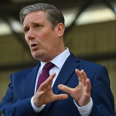 Starmer: Government risks 'robbing a generation of their future'