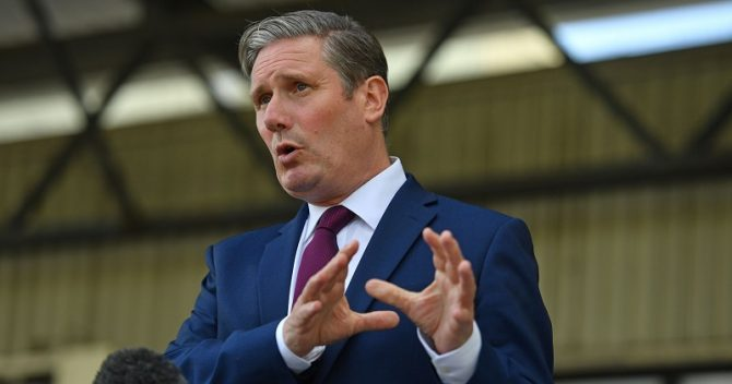 Starmer demands taskforce to close attainment gap