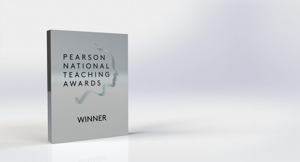 76 winners scoop silver Pearson Teaching Awards for 2020