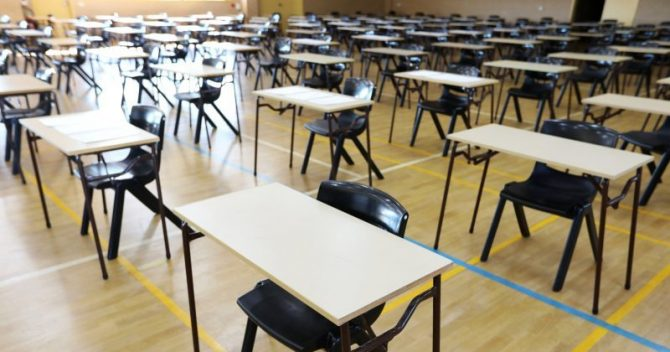 We fear next summer's exams, say lockdown heads