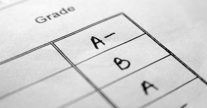 Avoiding tough choices on exam grades won't help anyone
